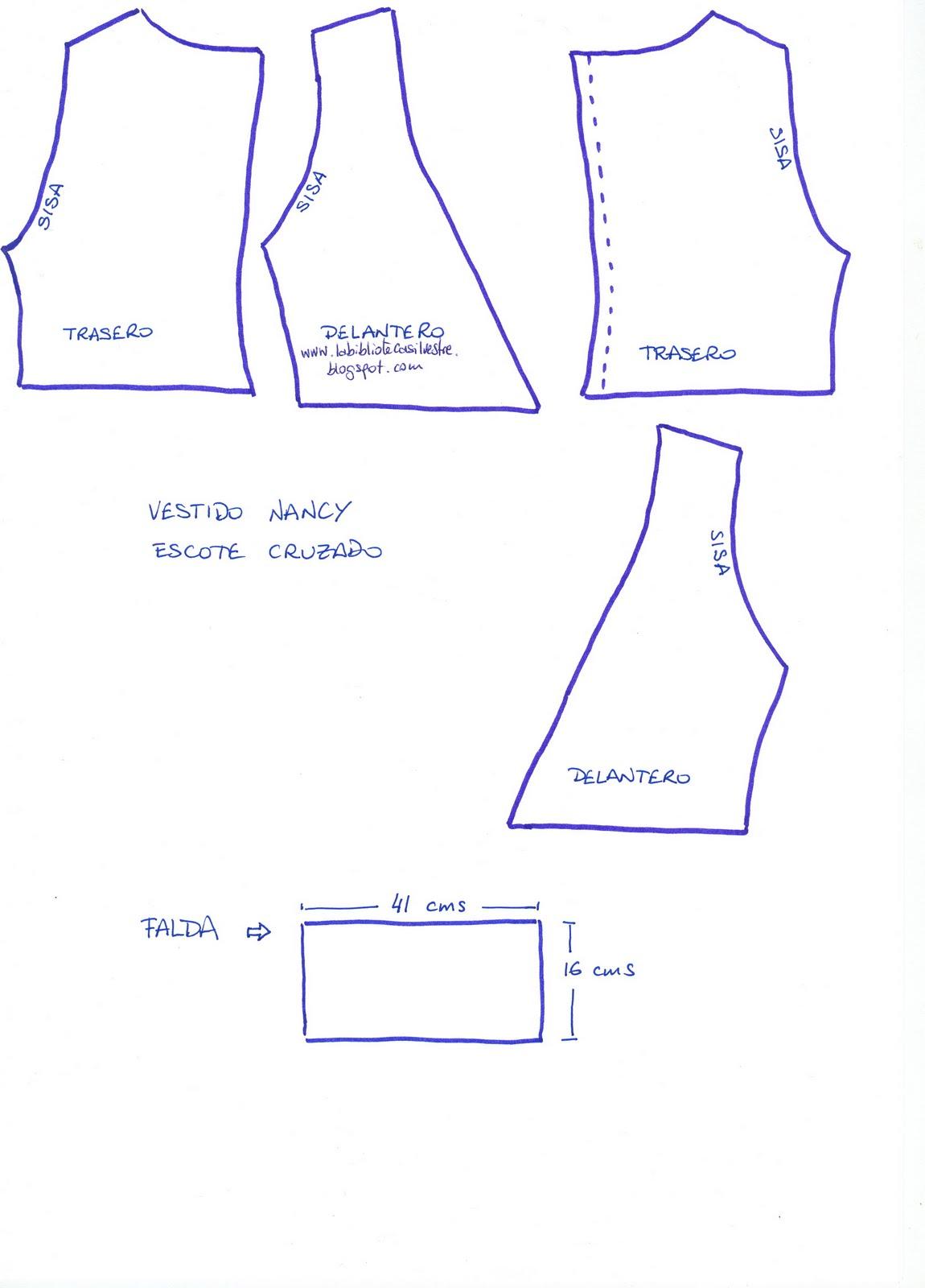 Patrones Zapatos Nancy | Tendencias De Estilo