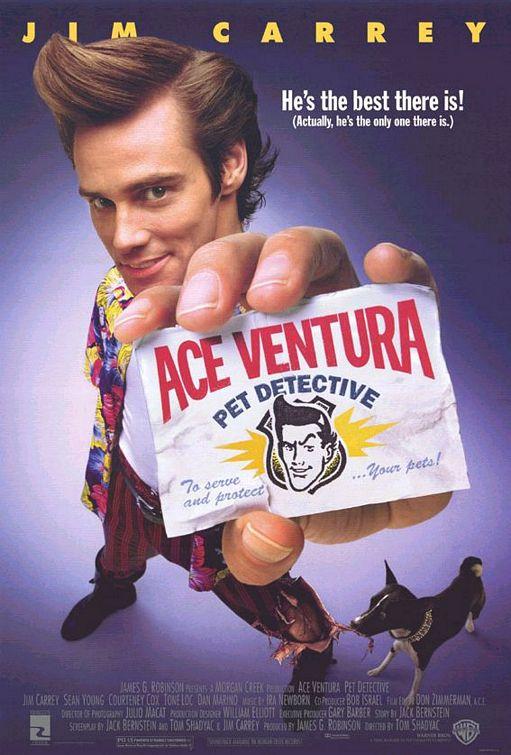 Ver Ace Ventura: Detective de mascotas Online