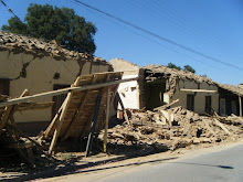 Chile Earthquake Damage