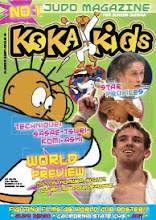 Koka Kids Judo Magazine Now On Sale at Phoenix Judo