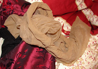 Well Worn Pantyhose Quick Look 28