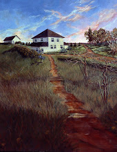 """Haven of Peace"" (Realistic Paintings of Farms)"