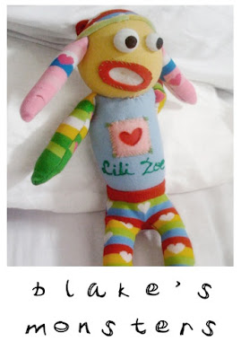 Blake's Monster