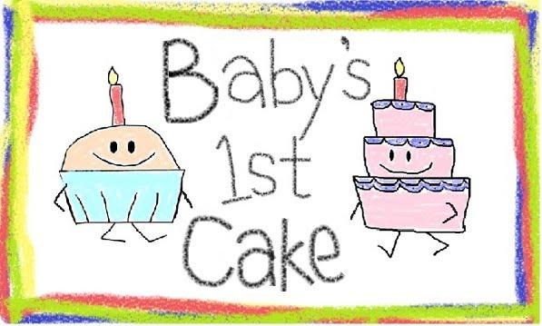 Baby's 1st Cake