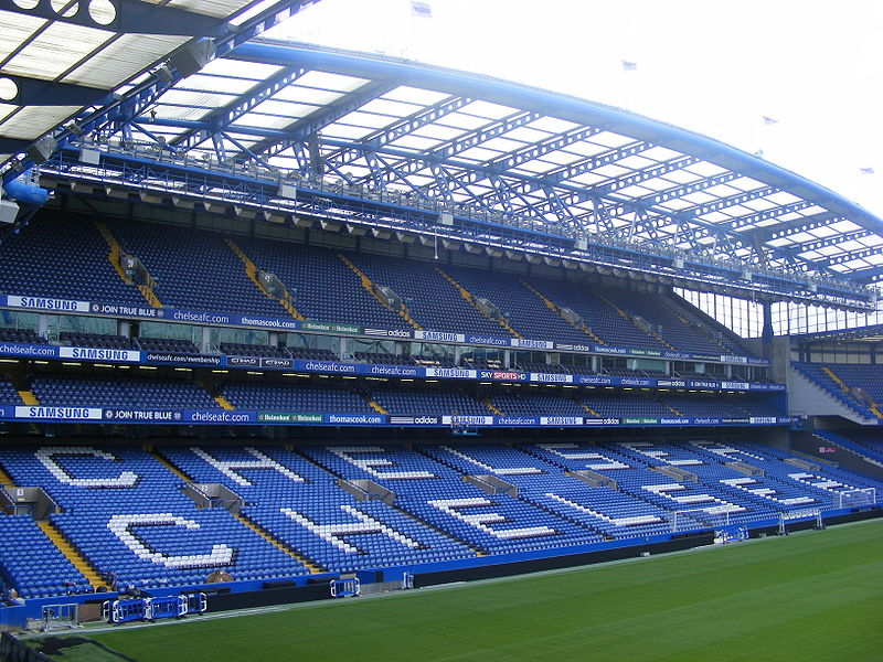 chelsea west stand lower