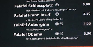 The Obama Falafel