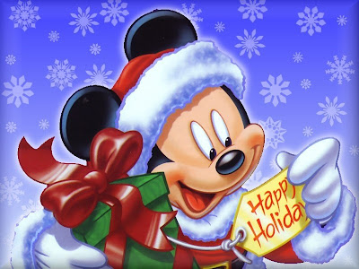 Hello friends, I have some pictures about Mickey Mouse Christmas below.