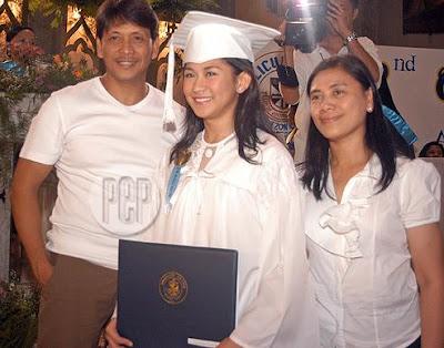 Sarah Geronimo, Graduation, Diploma