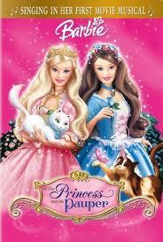 barbie a princesa e a plebeia