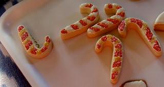 sugarin, técnica de decoración de galletas