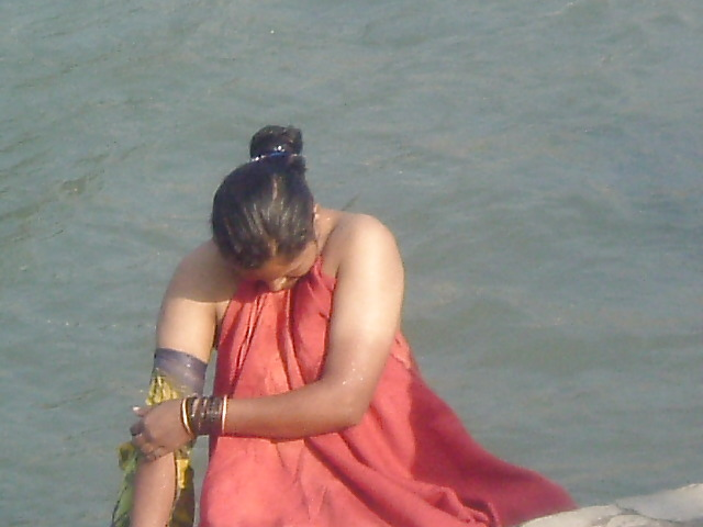 River Bathing