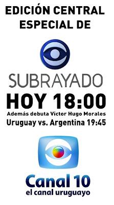 Farandula uy toda la television uruguaya edici n for Farandula argentina de hoy