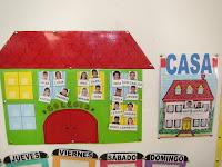 Proyectos infantil rutinas escolares for Poner linea telefonica en casa