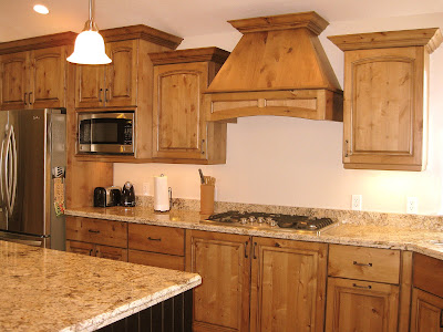L Kitchen With Island