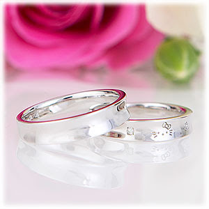 Blogger of the Bride Hello Kitty wedding rings