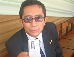 Abg./ Lic. Grimaldo Saturdino Chong Vásquez M.Sc. Doctor en Derecho.