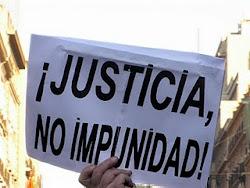 El usuario judicial no confia en el Poder Judicial, quie  además es muy lento y burocratico