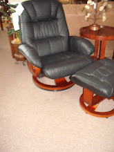 Stressless in Black In Stock