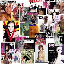 Magazines we adore!