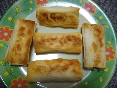 how to make vegetable rolls indian