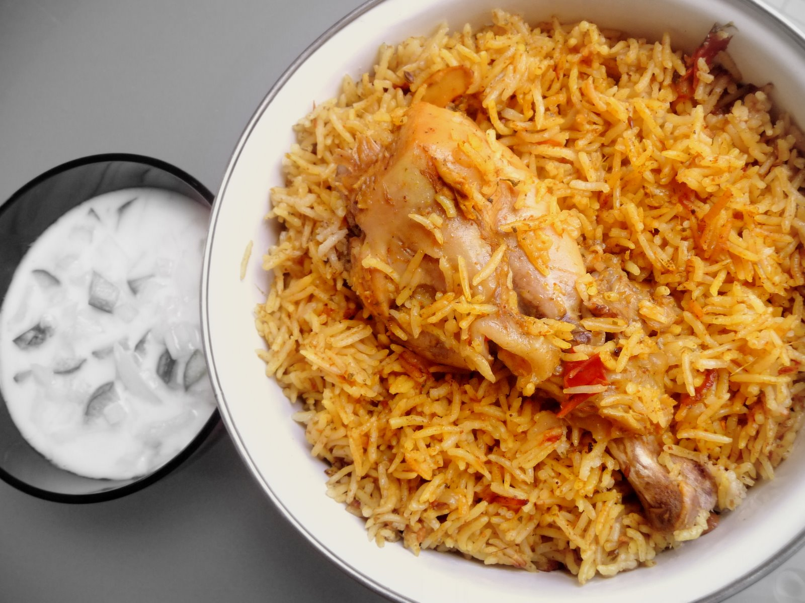 My Kitchen Recipies: Chicken biryani