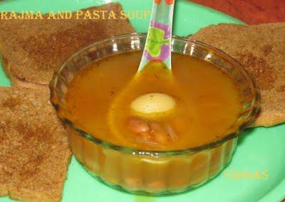 [Vidhas+Rajma+and+pasta+soup]