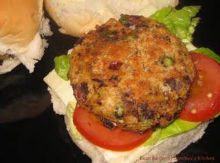 [Sandhya+Bean+Burger]