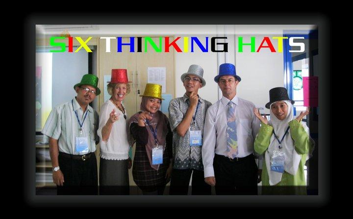 Menyelami Lebih Dalam Matematika dengan The Six Thinking Hats ( Enam