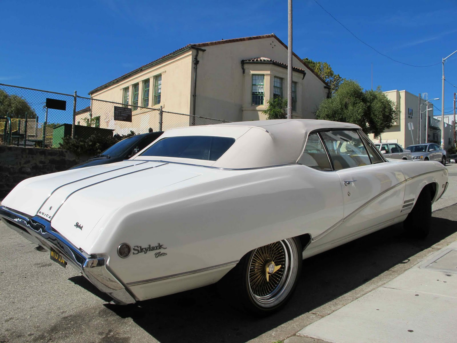 A G.M. Ghost in San Francisco