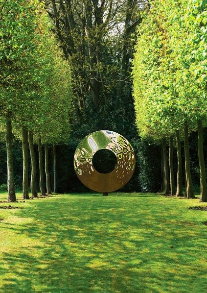 Siobhan casey david harber39s sundials sculptures and for Sculpture moderne pour jardin