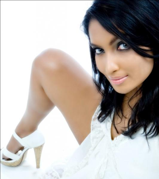 Sri Lankan Actress & Model Images: Natasha Rathnayake