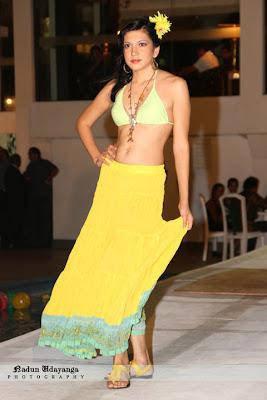 Karen Keil Bikini Photos