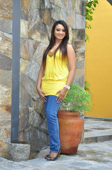 Nadini Premadasa fashion photos