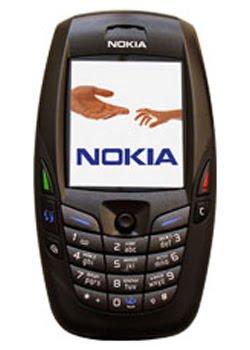 Dijual Nokia 6600 Black