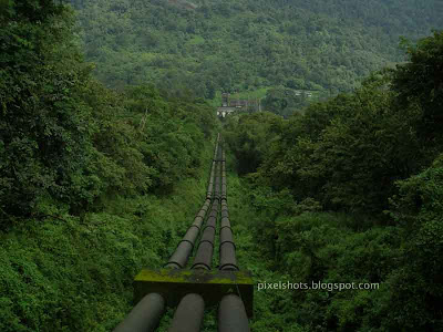 sholayar-dam-penstock-photos,kerala-dams,chalakkudy dam penstock,thrissur-hydro-electric projects