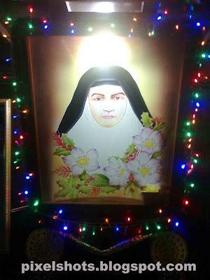 alphonsa photos,alphonsamma pictures,christian-saint-alphonsa,alphonsas-portrait,inside-alphonsas-home-kudamaloor,alphonsas-home-museum
