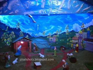 Pulkoodu kerala christmas,cochin Xmas,ernakulam bishop-house pulkoodu crib 2010