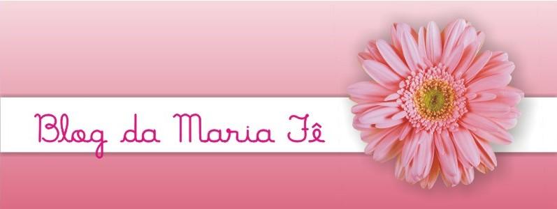 Blog da Maria Fê