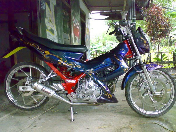 Motor cycle modification