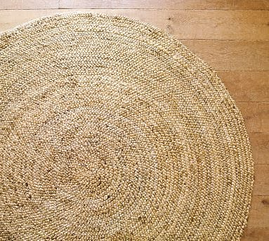 Pottery Barnu0027s 6u0027 Round Jute Rug, On Sale. I Emailed S The Link To