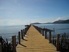Di kota Buli Halmahera Utara