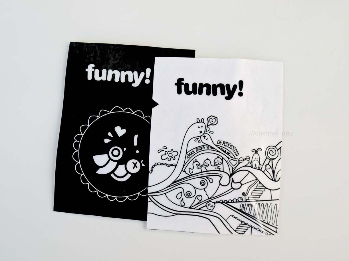 Lubricante Funny!