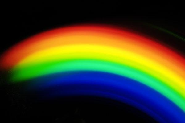 Parole video e pensieri mito della nascita dell 39 arcobaleno - Arcobaleno a colori e stampa ...