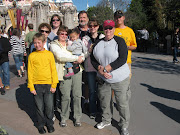 Merry Christmas & Happy New Year from the Sackett Family in Disney Land and . (disney land rose bowl parade )