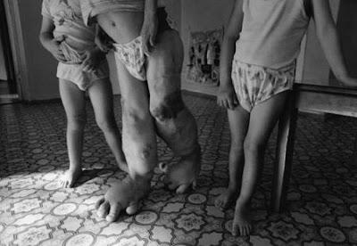 SIGNOS DEL MÁS ALLÁ: REPORTAJE FOTOGRÁFICO SOBRE CHERNOBYL
