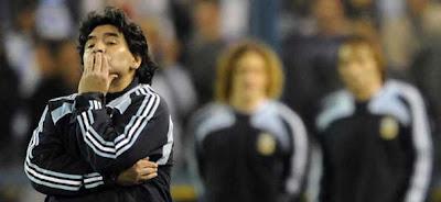 Argentina Sudafrica otro amistoso de prueba antes de Sudafrica 2010