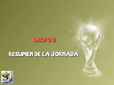 Resumen Grupo B Mundial 2010