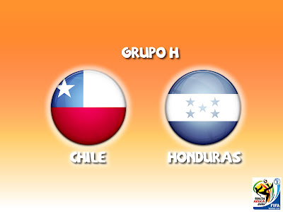 Chile vs Honduras en vivo Grupo H