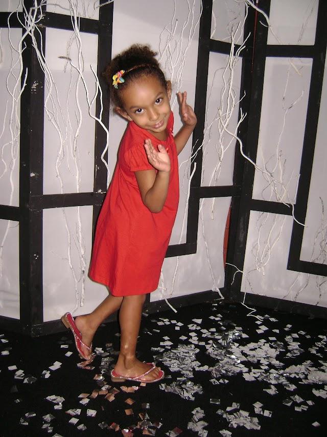 Sofia vai completar 5 aninhos