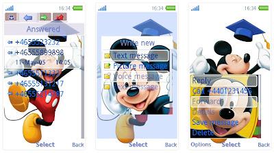 Mickey Mouse﹝米奇老鼠﹞